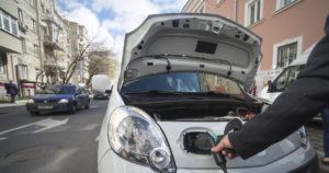 Транспортный налог на электромобиль