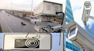 камеры на московских дорогах