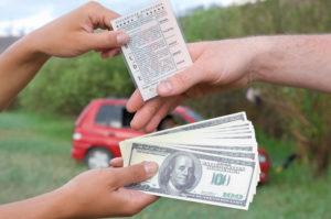 продажа водительских удостоверений