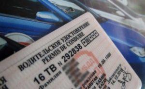 проверить подлинность водительского удостоверения