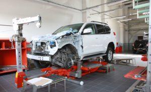 восстановительный ремонт автомобиля