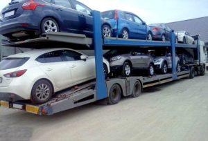 Доставка автомобиля после покупки