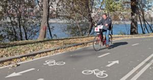 Новые изменения в ПДД для велосипедистов