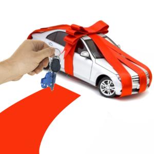 дарения автомобиля