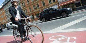 Обязанности велосипедистов
