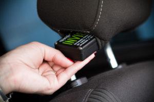 GPS-автомаяк на машине