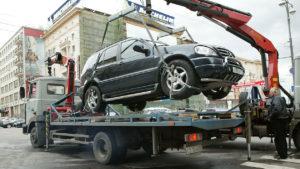 Конфискованное и арестованное авто