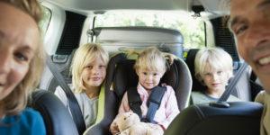 Многодетным родителям бесплатная парковку