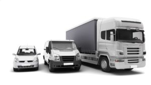 На грузовой и легковой транспорт
