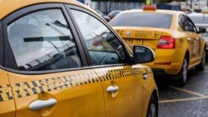 общественного транспорта и такси