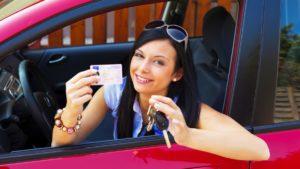 обучение на водительское удостоверение