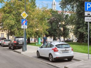 парковки_