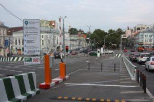 парковку на Трубной площади