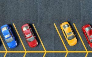 Количество парковочных мест