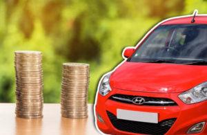покупке авто в кредит