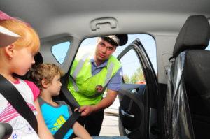 Правила перевозки пассажиров в автомобиле