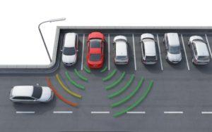 Процесс параллельной парковки