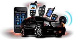 Электронные средства защиты автомобиля