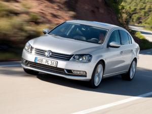 Volkswagen Passat шестого поколения