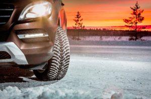 Зимние шины делятся на шипованные