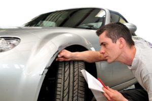 анализ и оценку ущерба авто
