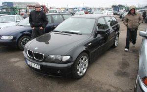 Как купить авто в Литве