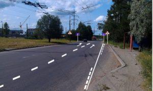 Если знак установлен на дороге с односторонним движением со стороны противоположной направлению движения то вы попадает на выезд на встречную 12.16 часть 3 КоАП