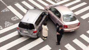 ебольших аварий с двумя авто