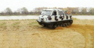 гусеничный автотранспорт