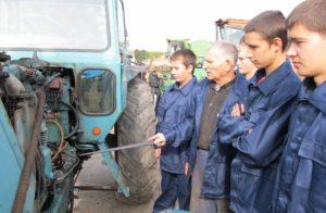 курсы подготовки трактористов