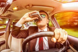 Ответственность за ДТП лежит на водителе, управлявшим тс в состоянии опьянения, даже если причиной аварии он не был