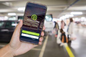 мобильное приложение ParkApp