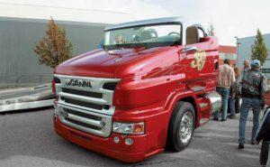 Обмен грузовиками