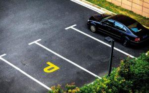 парковочное место