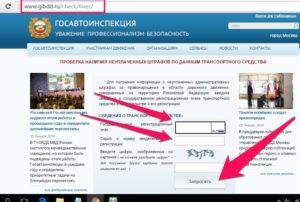 Можно ли проверить штрафы Госавтоинспекции по фамилии