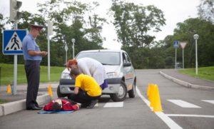 смерти в результате дорожно-транспортных травм