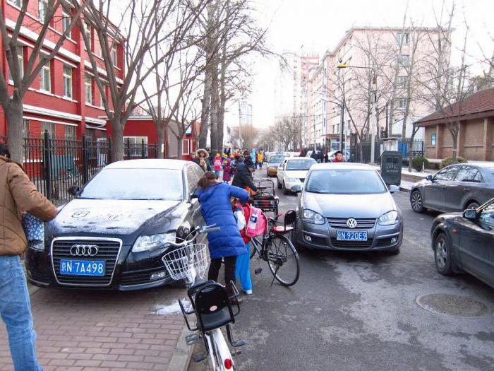 Штраф за неправильную парковку в 2019