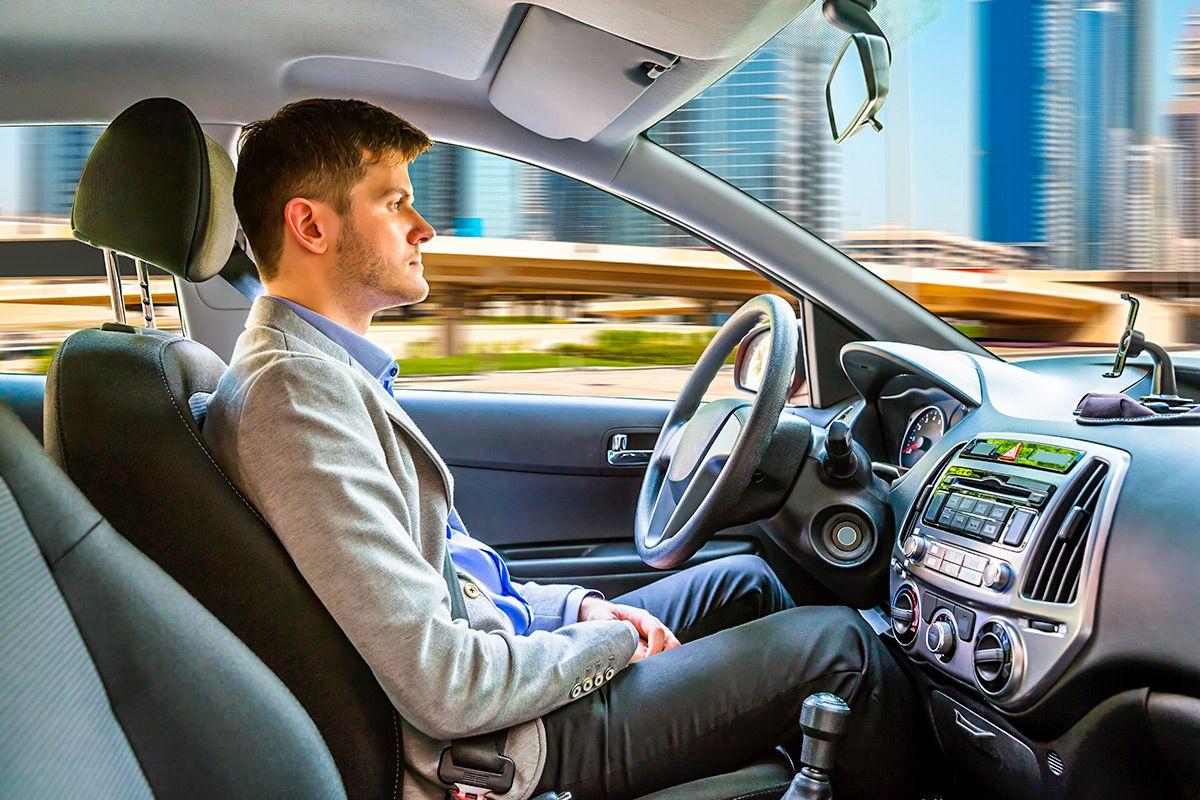 Фотографии водителей машин