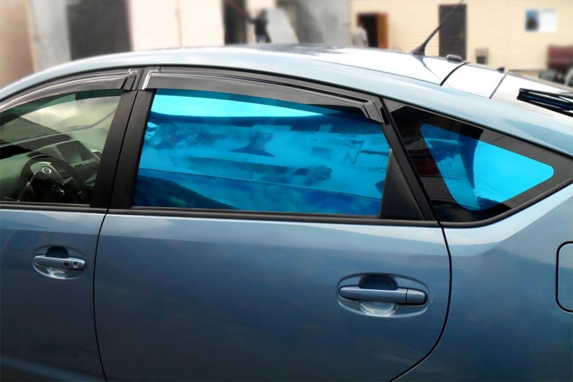 Картинка тонировка стекол автомобиля
